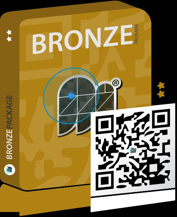 Smart QR Code Bronze